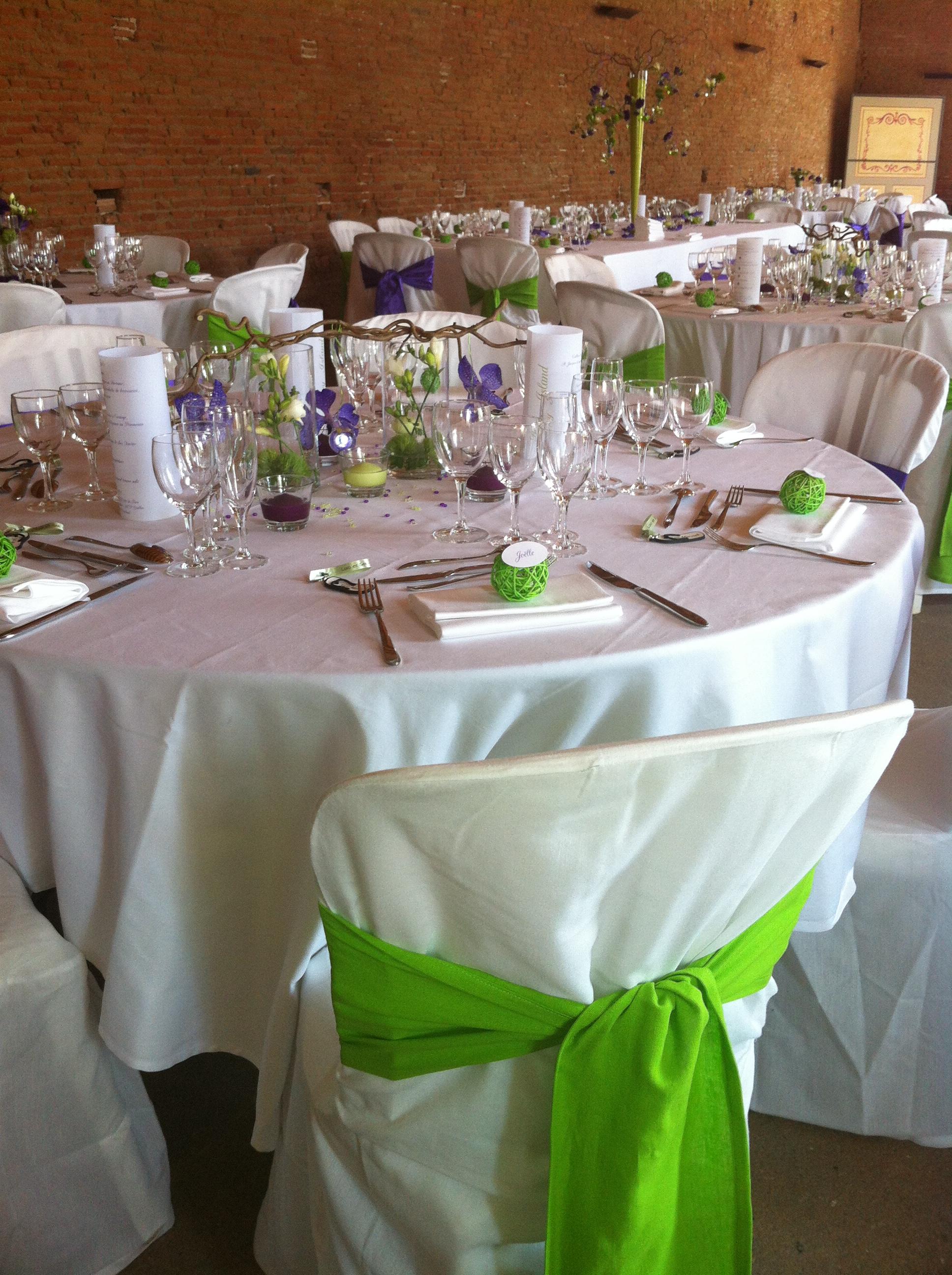 Les housses de sophie housse de chaise vert anis for Housse de coussin vert anis